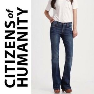 Citizens of Humanity Amber High Rise Bootcut